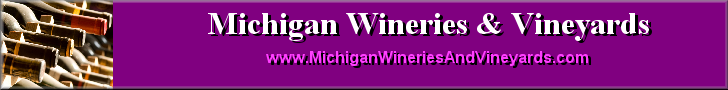 Banner - Michigan Wineries & Vineyards